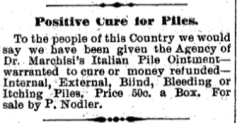 cure for piles