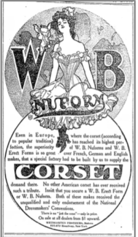WB Nuform Corset - 1883