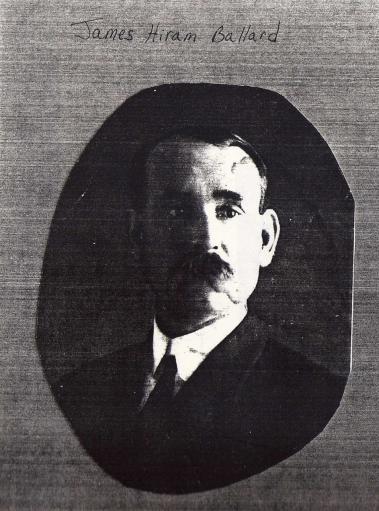 James Hiram Ballard 1860- 1917