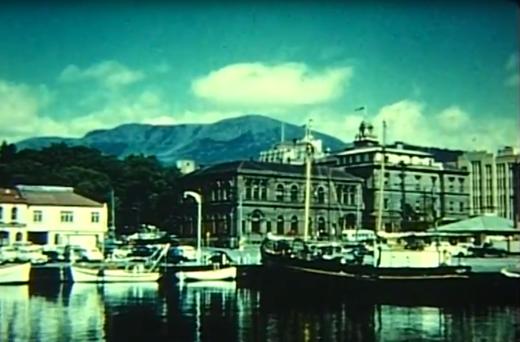 Hobart - Capital of Tasmania