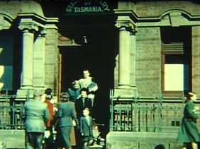 State Library of Tasmania in 1950s